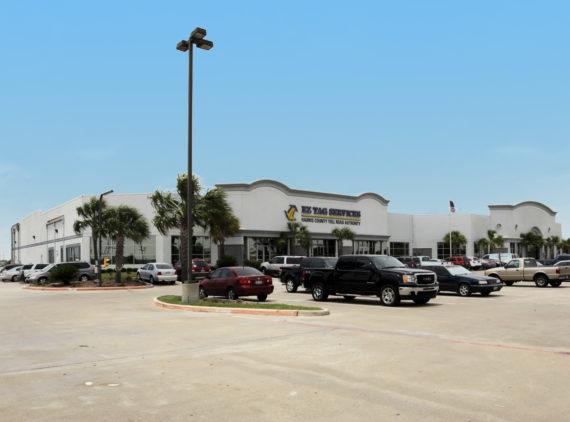 Toll Tag Plaza – Houston, TX