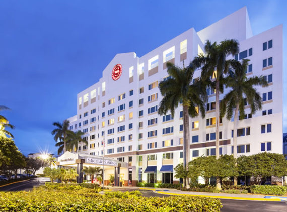 Sheraton Suites Plantation Walk – Ft. Lauderdale, FL